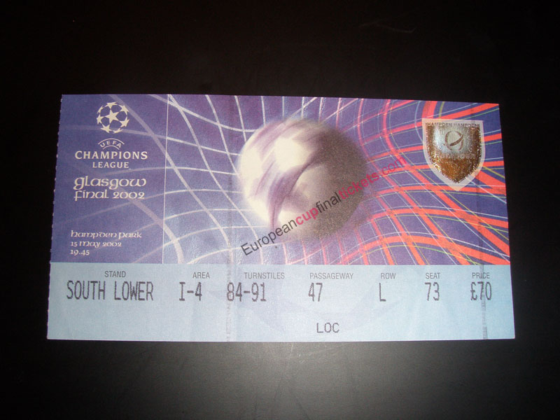 European cup final tickets